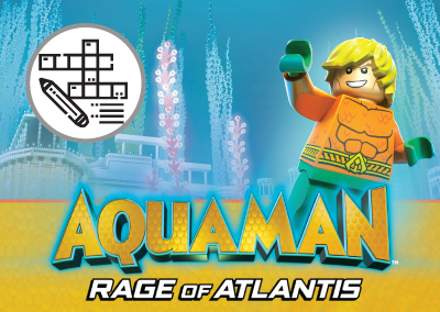 Aquaman Activity | Competition
