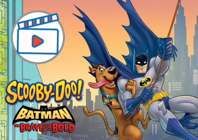 Scooby Batman Trailer | WBKids